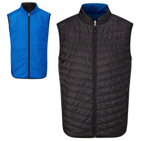 Ping Collection Mens 2019 Norse Primaloft Waterproof Reversible Golf Gilet Vest