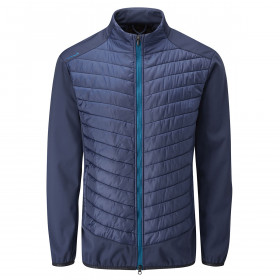Ping Collection Mens Golf Norse Primaloft Zoned II Waterproof Jacket