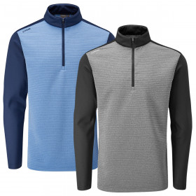 Ping Collection Mens Golf 2019 Phaser Mid-Layer Thermal Sweater