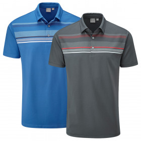 Ping Collection Mens Golf Forge Polo Shirt