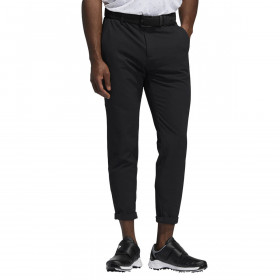 adidas Golf Mens 2021 Pin Roll Stretch Breathable Tapered Pant Trousers