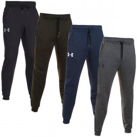 Under Armour Mens UA Rival Cotton Jogger