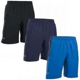 """Under Armour 2016 Mens UA Launch 9"""" Solid Shorts"""