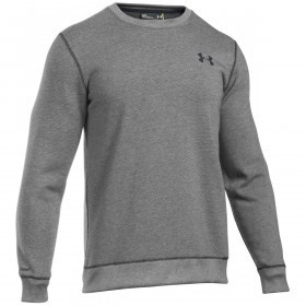 Under Armour 2017 Mens Storm Rival Water Repellent Crew Sweater