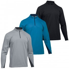 Under Armour Mens UA Storm 1/4 Zip Golf Pullover