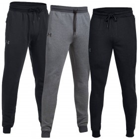 Under Armour 2017 Mens Threadborne Stacked Jogger Bottoms