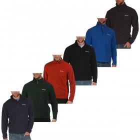 Regatta Mens Thompson Fleece Half Zip Pullover