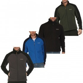 Regatta Mens Hedman II Full Zip Fleece