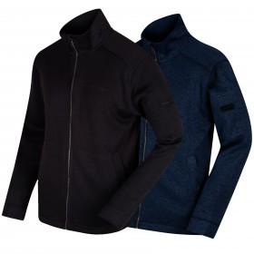 Regatta Mens Braden Full Zip Fleece Jacket