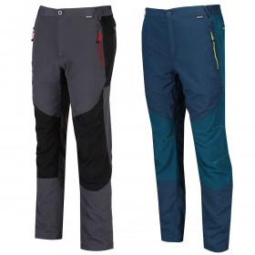 Regatta Mens Sungari Lightweight Water Repellent Stretch Trousers