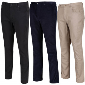 Regatta Mens Larimar Breathable Straight Fit Trousers
