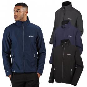 Regatta Mens 2020 Cera IV Windproof Stretch Softshell Jacket