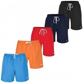 Regatta Mens Mawson Lightweight Quick-Dry Soft-Touch Swim Shorts