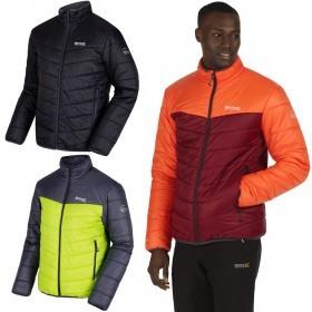 Regatta Mens Icebound III Insulated Lightweight Walking Coat Jacket