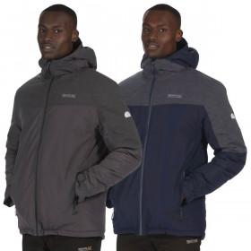 Regatta Mens Garforth Insulated Reflective Waterproof Jacket