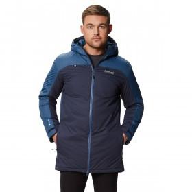 Regatta Mens Largo Thermal Insulated Waterproof Jacket