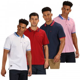 Regatta Mens 2019 Talcott II Polo Shirt
