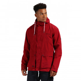 Regatta Mens Herricks Hooded Waterproof Breathable Shell Jacket