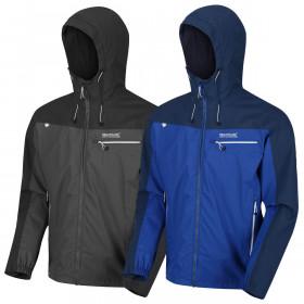 Regatta Mens 2020 Highton Stretch Waterproof ISOTEX Hooded Jacket