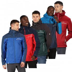 Regatta Mens 2021 Highton Ripstop Waterproof Insulated Isotex Jacket