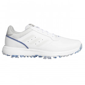 adidas Golf Mens 2021 S2G Leather Textile Waterproof Low-Cut Spiked Golf Shoes