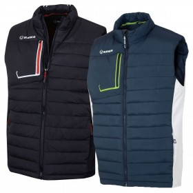 Sunice Mens Golf 2019 Ingo Thermal 3M Featherless Insulated Vest Gilet