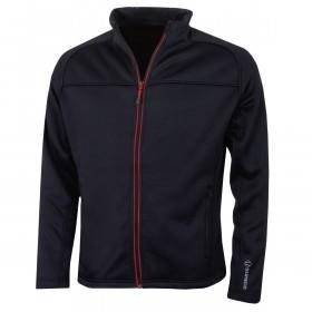 Sunice Mens Golf Sawyer Thermal Fleece FZ Water Repellent Jacket