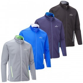Stuburt Mens Endurance Sport Full Zip Fleece Golf Jacket