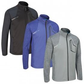Stuburt Mens Golf Evolve-Sport Full Zip Fleece