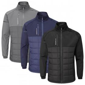 Stuburt Mens 2021 Evolution Lightweight Stretch Thermal Padded Golf Jacket