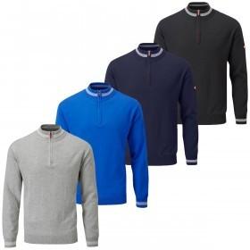 Stuburt 2016 Mens Sport Half Zip Lined Golf Sweater
