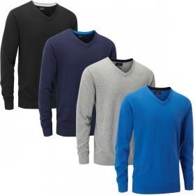 Stuburt Mens Urban V-Neck Golf Sweater