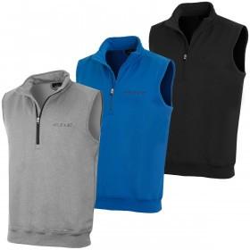 Stuburt 2016 Mens Essentials Half Zip Golf Slipover Vest
