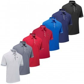 Stuburt Mens Urban Casual Short Sleeve Golf Polo Shirt