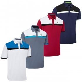 Stuburt Mens Urban Block Golf Polo Shirt