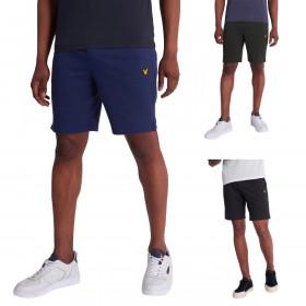 Lyle & Scott Mens Lightweight Moisture Wicking Training Shorts