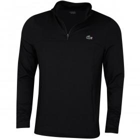 Lacoste Mens 2020 SH4806 1/4 Zip Wool Midlayer Golf Crocodile Pullover Sweater