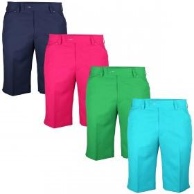 Stromberg Mens Sintra Slim Fit Technical Funky Golf Shorts