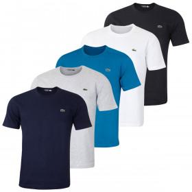 Lacoste Mens 2020 Tee Classic Lightweight Crew Neck Technical T-Shirt
