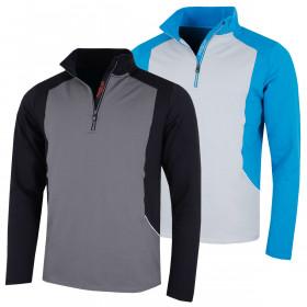Proquip Mens Tornado Fleece 1/4 Zip Golf Pullover