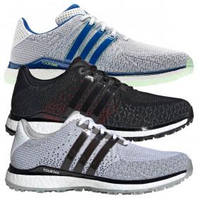 adidas Golf Mens 2020 TOUR360 XT-SL Textile Spikeless Waterproof Golf Shoes
