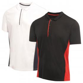 Regatta Mens Salt Lake Lightweight Flat Seams Polo Shirt