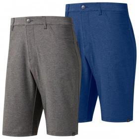 adidas Golf Mens Ultimate365 Heathered Five-Pocket Shorts