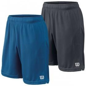 "Wilson Sport Mens Knit 9"" Tennis Shorts"