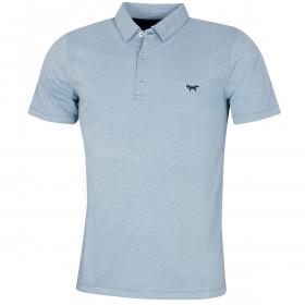 Wolsey Mens Plated Pique Breathbale Golf Polo Shirt