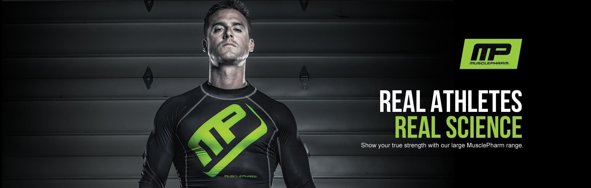 Musclepharm Clothing | golfbase.co.uk
